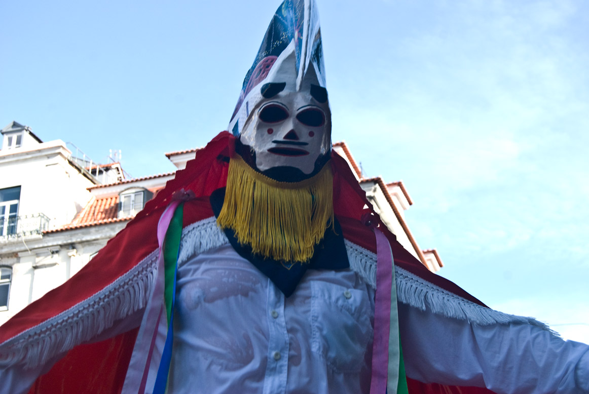 Masks | 2015 Lisbon Parade